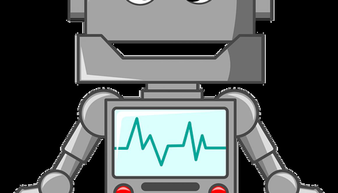 Roboten og jeg