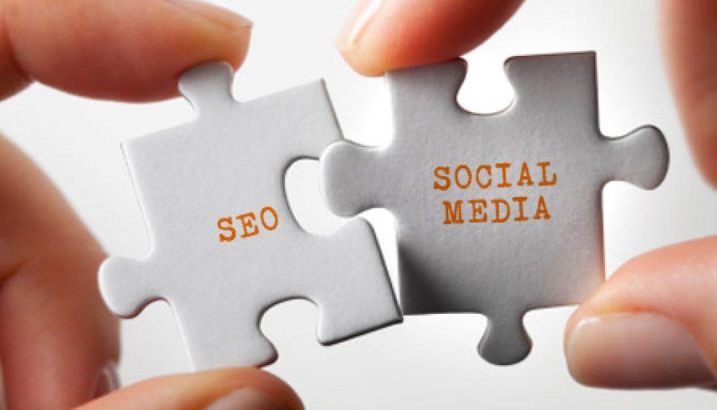 Finn balansen mellom sosiale medier og SEO