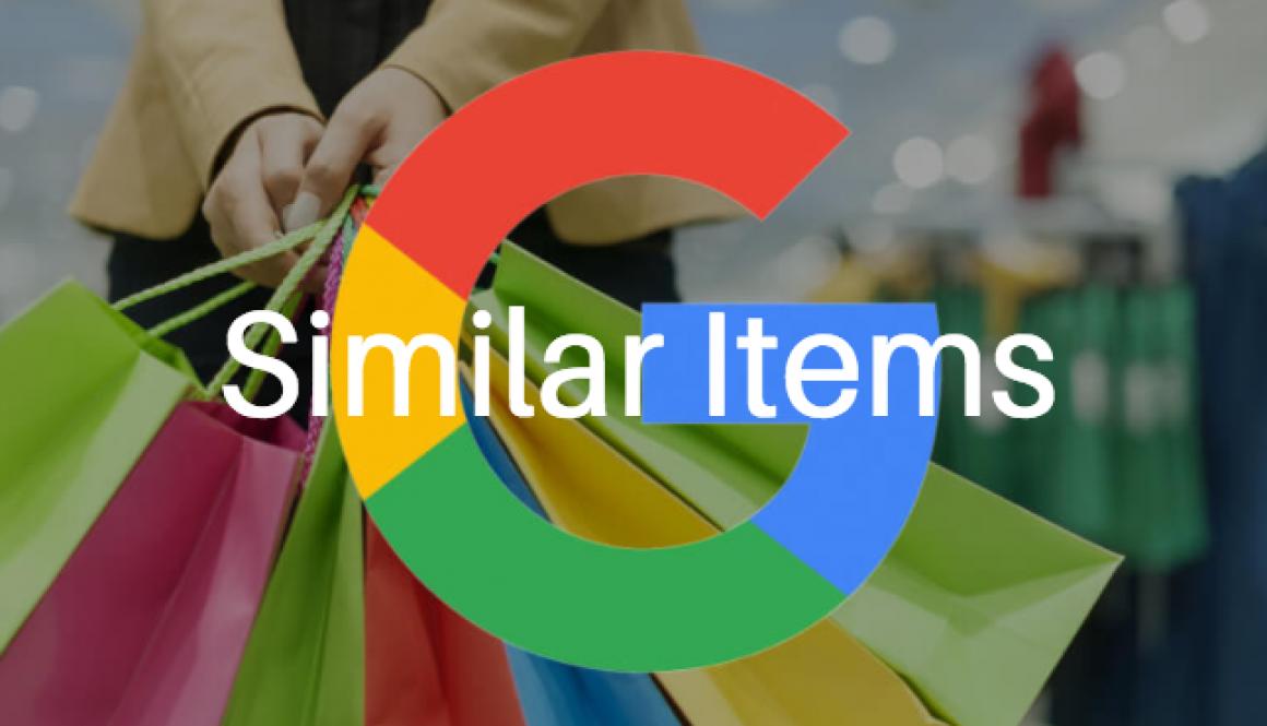 «Similar Items» – Ny shoppingfunksjon fra Google